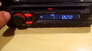 CDX-GT217XB Sony