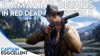 11 Of The Most Amazing Details In Red Dead Redemption 2
