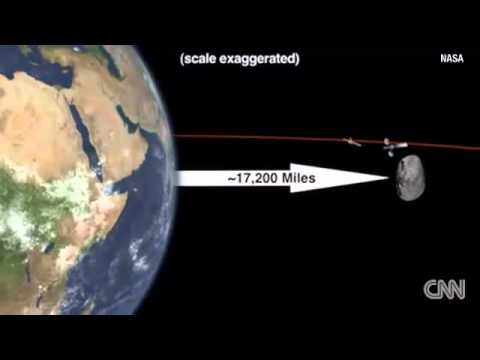 Asteroid 2012 DA14 : NASA says not to fear Asteroid ...