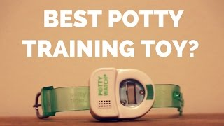 The best potty training toy? - Potty Watch Review!