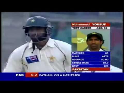 India vs Pakistan Best HAT-TRICK in Cricket history 0-3