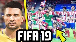FIFA 19 NEW FACES
