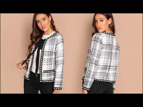 7 Женский жакет с Алиэкспресс AliExpress Women's Jacket Женские штучки из Китая Кофты Мода 2019