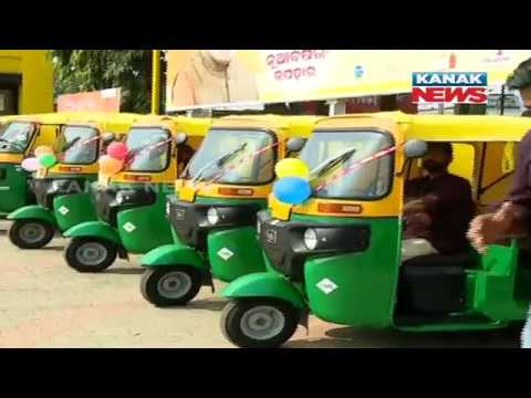 CNG Auto Rickshaw To Become Cost Efficient For Drivers