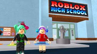 ROBLOX HIGH SCHOOL ROLEPLAY | AROUND THE WORLD | RADIOJH GAMES