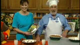 Nicole And Mr. Food Cooking Diabetes Friendly Impossible Pumpkin Pie