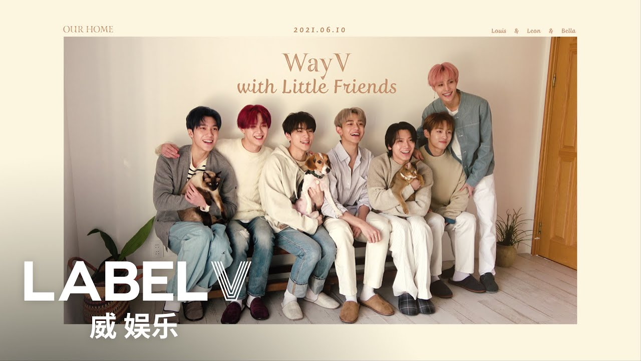 WayV 'Our Home : WayV with Little Friends' Teaser