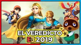 ¿ÉXITO o FRACASO? Análisis FINAL del NINTENDO E3 2019 | Resumen y opinión