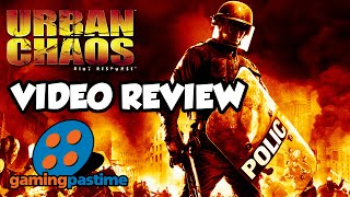 Urban Chaos: Riot Response Video Review