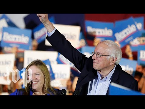 Download  Bernie Sanders wins Nevada caucuses Gratis, download lagu terbaru