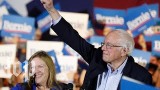 Bernie Sanders wins Nevada caucuses