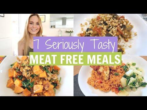 7 TASTY MEAT FREE MEALS – VEGETARIAN DINNER IDEAS | Alex Gladwin