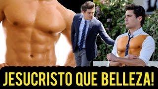Zac Efron Sin Camisa, Jesucristo Que Belleza!