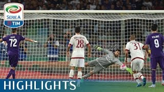 Fiorentina - Milan 2-0 - Highlights - Matchday 1 - Serie A Tim 2015/16