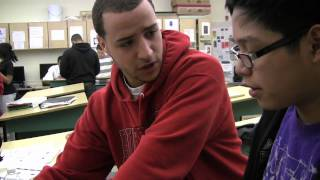 Rutgers Engineering Students Head Back To High School