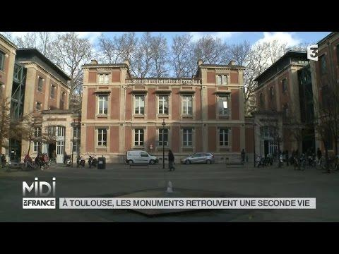 SUIVEZ LE GUIDE : À Toulouse, les monuments retrouvent une seconde vie !