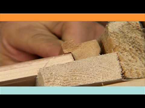 Saunan panelointi video