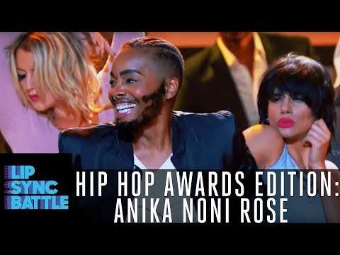 Anderson .Paak? or Anika Noni Rose?  Lip Sync Battle: Hip Hop Awards Edition
