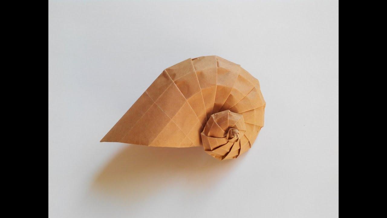 Как сделать ракушки из бумаги своими руками фото 230