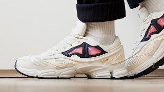 Распаковка и обзор кроссовок Adidas x Raf Simons Ozweego 2 c AliExpress