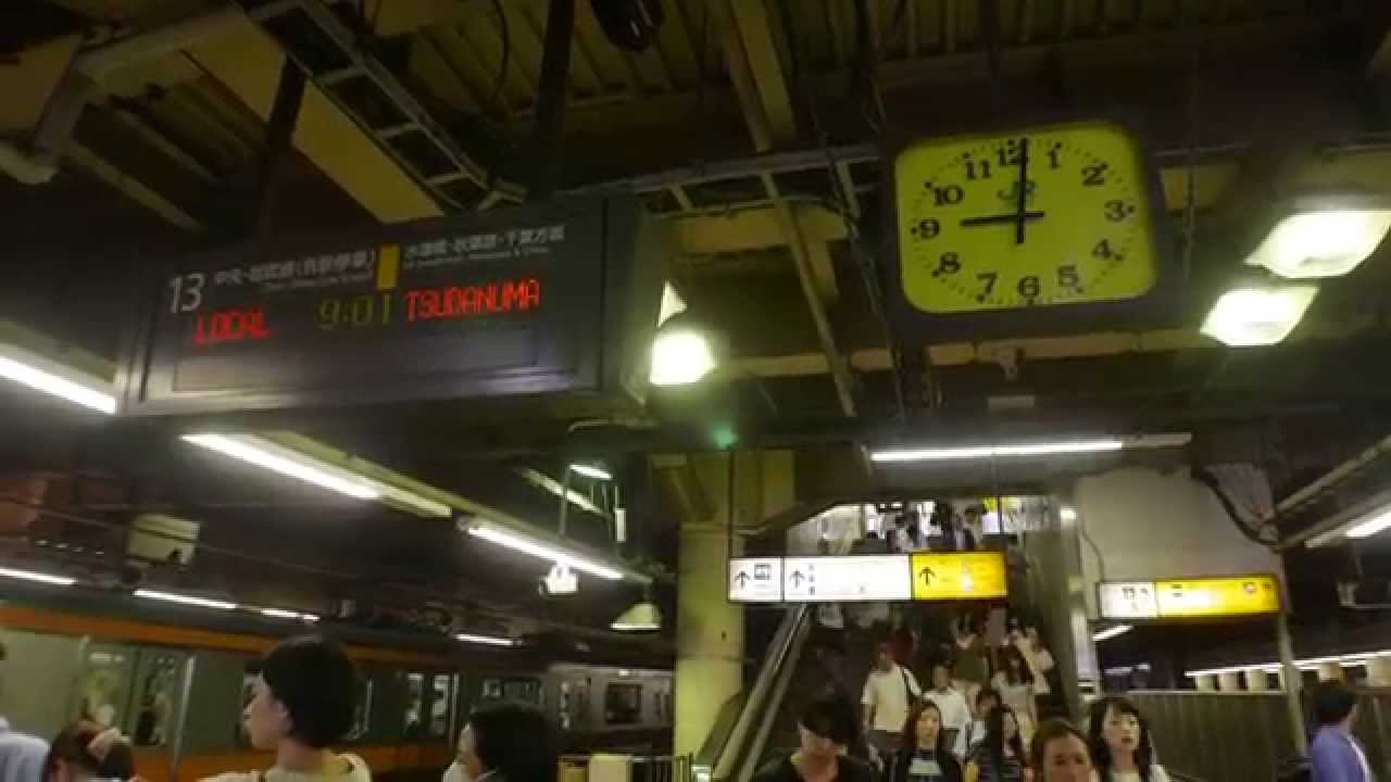 how to get out of shinjuku station