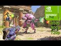 Overwatch GamePlay [PC] in Nvidia Geforce GT 740 / GT 740m - No Commentary part 1