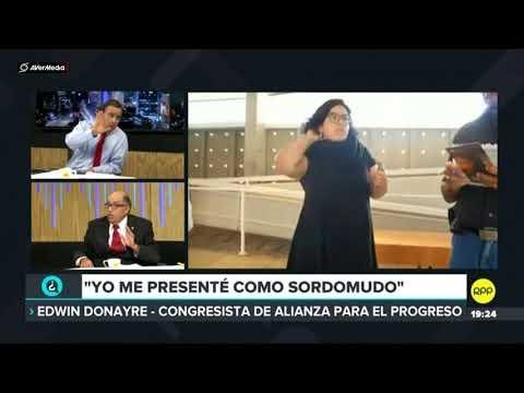 LUM: Aldo Mariátegui entrevista a Edwin Donayre [RPP]