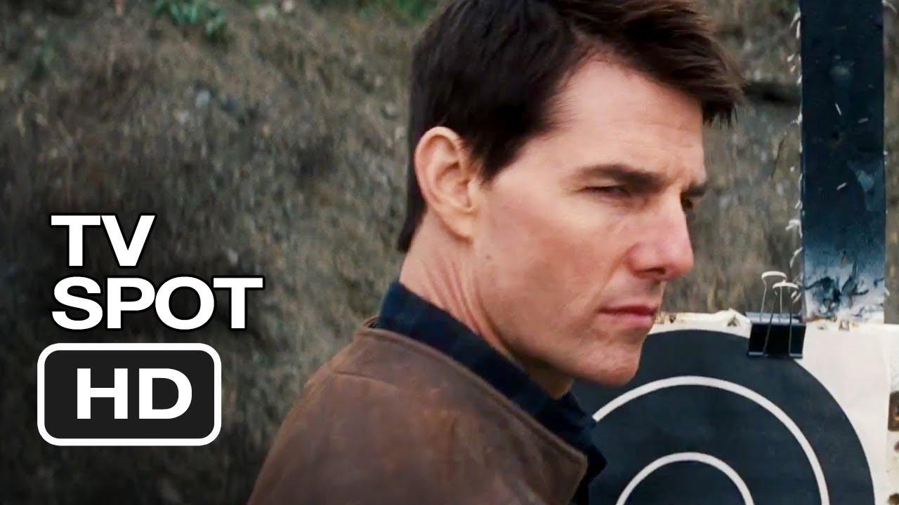 Jack Reacher Tv Spot 3 Mr Reacher 2012 Tom Cruise Movie Hd Youtube
