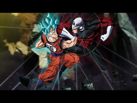 Dragon Ball : Goku Vs Jiren - War Of Change •《AMV》