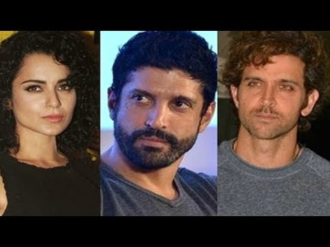 Farhan Akhtar Pins Kangana Down: Why Don't You Submit Your Phone & Laptop To Cyber Crime Cell?