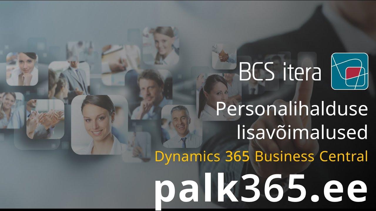 Personalihalduse lisavõimalused | Palk365-Personal365