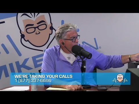 Mike Francesa-The primadonna wide receivers of the NFL,all about OBJ,calls-Giants linemen,more WFAN