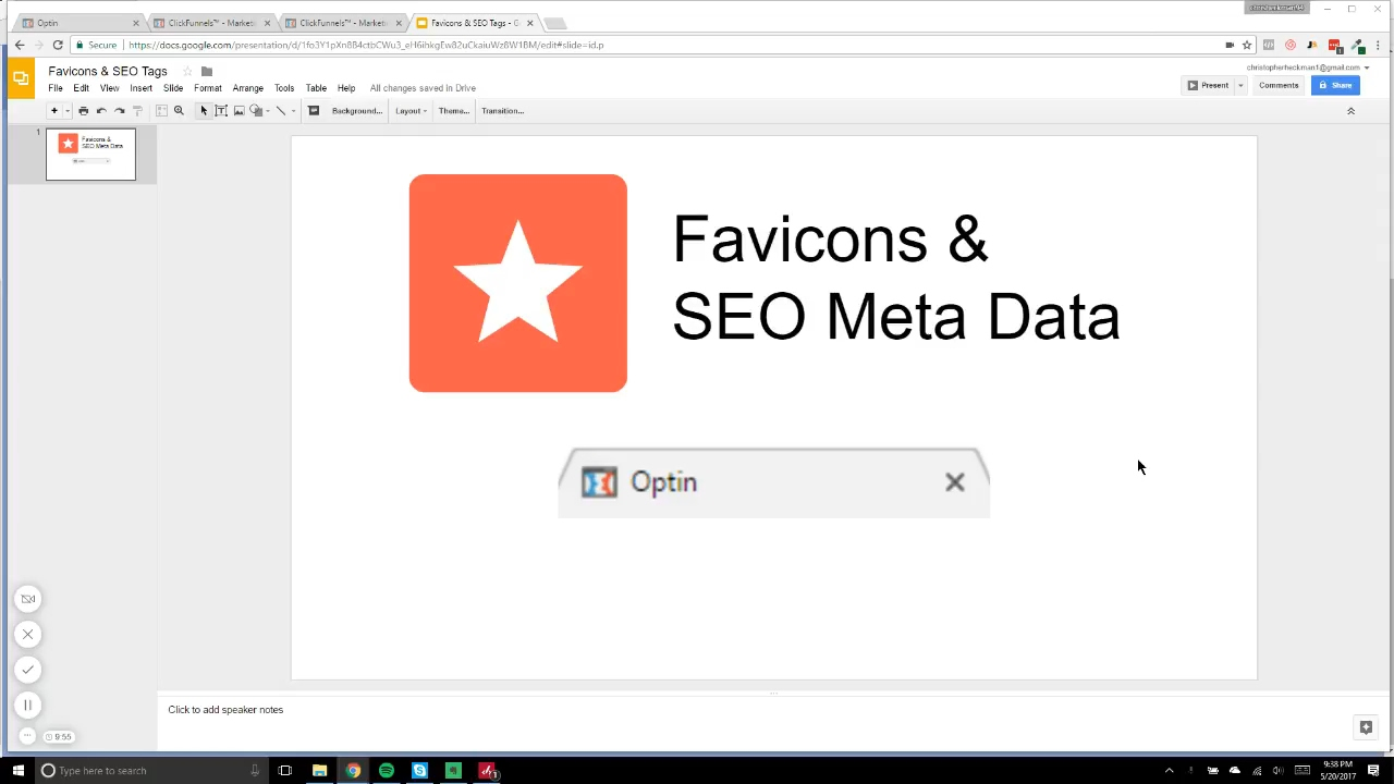 How To Setup Favicons and SEO Meta Data In ClickFunnels