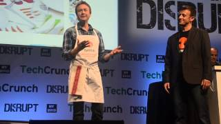 Eatwith Pitches At TechCrunch Disrupt NY 2013