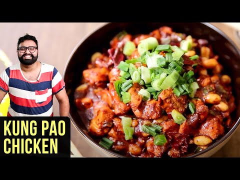Kung Pao Chicken Recipe | Chinese Cuisine | Nick Saraf's Foodlog