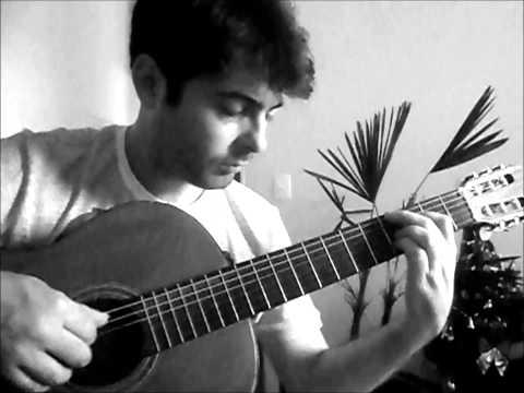 EU SEI QUE VOU TE AMAR - Tom Jobim e Vinícius de Moraes (cover)