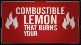 Typography   Cave Johnson Lemons