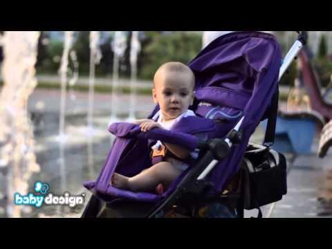 www.easyshop.by Baby Design Enjoy легкая прогулочная коляска