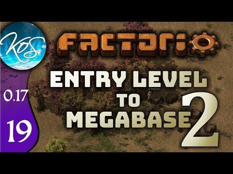 Factorio 0.17 Ep 19: POSITIVELY SOLAR - Entry Level to Megabase 2 - Tutorial Let's Play, Gameplay