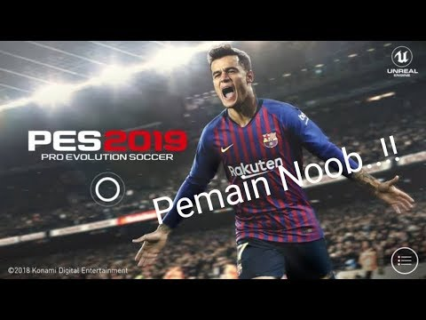 Main Game PES 2019 MOBILE - 동영상