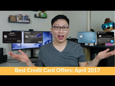 Best Credit Card Offers April Chase Southwest Amex Hilton Chase Marriott Fnb Travelite