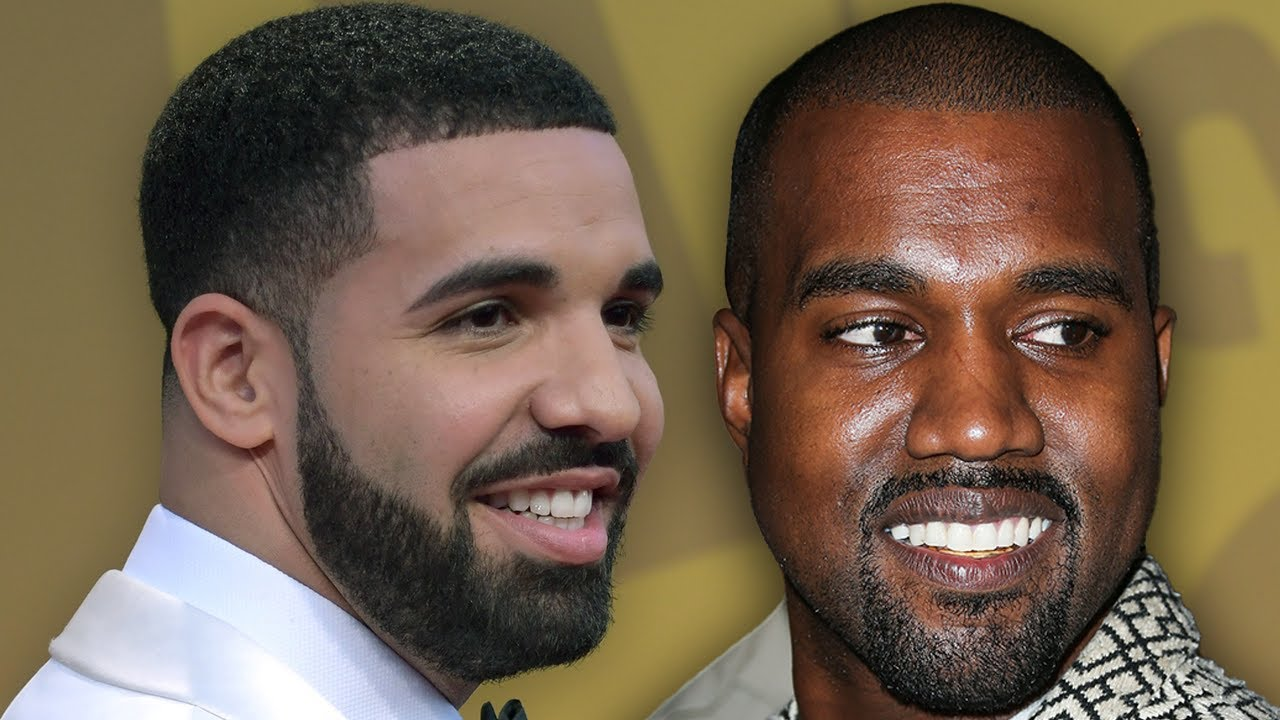 Kanye West & Drake Reportedly Squash Their Beef