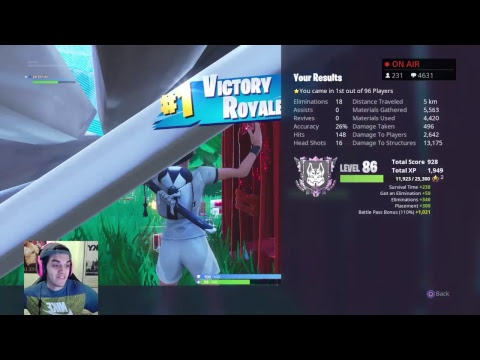 SKILLED CONSOLE PLAYER // 1373+ WINS // TOP FORTNITE PLAYER
