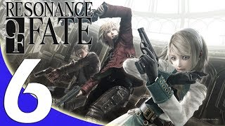Resonance Of Fate 4K Remaster Part 6 Power Plant