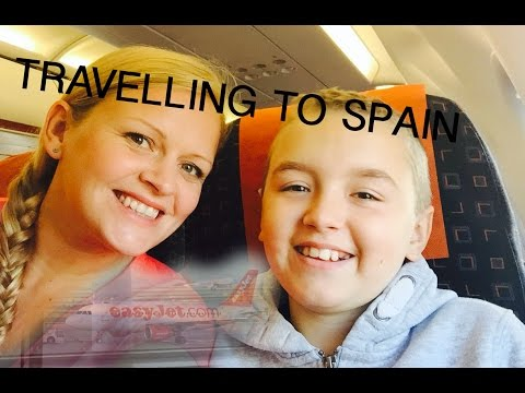 Summer Holiday | Travelling To Spain | SARA GREEN