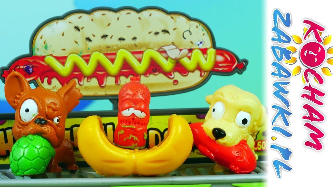 Ugglys Pet Shop • Ohydna maszyna do hot dogów • Grossery Gang • Bajki po polsku
