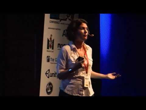 Nordic Game 2014:  Next-Gen Story Design: Immersive Process for Immersive Experience