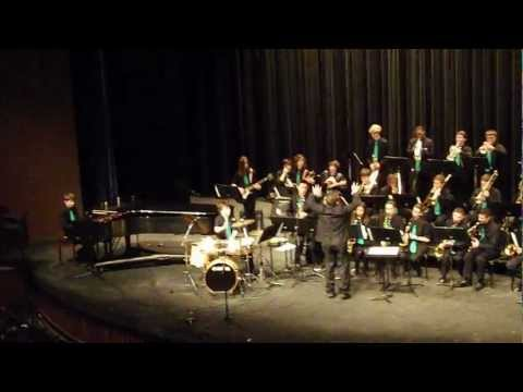 Jazz NMS Cafe Caliente 2013
