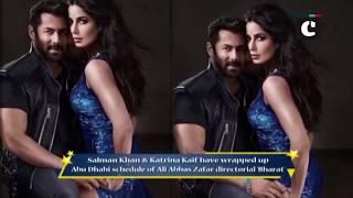 Salman, Katrina wrap Abu Dhabi schedule of 'Bharat'