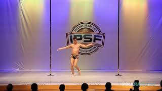 William Prieto - IPSF World Pole Championships 2018
